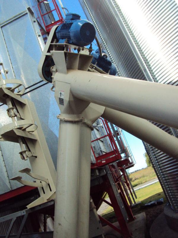 Rosca Extractora Modelo REC