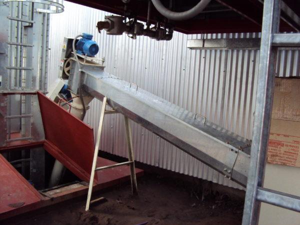 Rosca Transportadora Modelo RTC